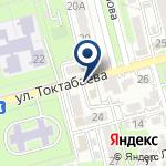 Компания Синсерити Казахстан, ТОО на карте