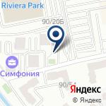 Компания Янтарь, ТОО на карте
