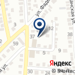 Компания AVista Kazakhstan на карте