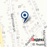 Компания MSB-строй Kaztelecom на карте