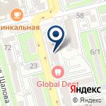 Компания ЖИВОЙ УГОЛОК на карте