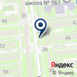 Компания Хиджама центр Алматы на карте