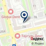 Компания Лайм на карте