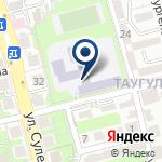 Компания Школа-гимназия №139 им. А. Байтурсынова на карте