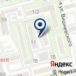 Компания Vioxa.kz на карте