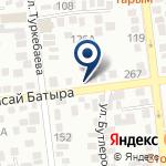 Компания Магазин строительных материалов Паизбеков М.К. на карте