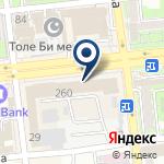 Компания Дельта М Казахстан, ТОО на карте