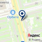 Компания Иличевский, ПКСК на карте