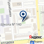 Компания KazNetCom на карте