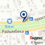 Компания Гаухар, парикмахерская Ермаков А. на карте