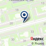 Компания SEOTOP на карте