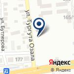 Компания SB constructions, ТОО на карте