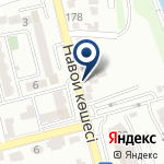 Компания Астана-Курылыс на карте