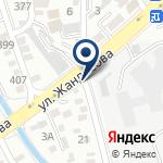 Компания Алматы Дизайн на карте
