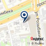 Компания Р-218 на карте
