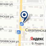 Компания Ганза Флекс Гидравлика Алматы на карте