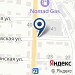 Компания АК-ТЕК СТРОЙМАТ на карте