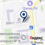 Компания Специализированная школа-гимназия №199 на карте