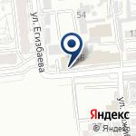 Компания Сервис Офис, ТОО на карте