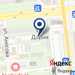Компания Алматы-Зангер на карте