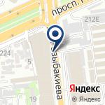 Компания Beauty Bar Almaty на карте
