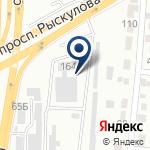Компания ЭСМУН на карте