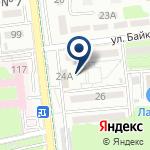 Компания Pot.kz на карте