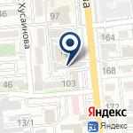 Компания АЙТИСТОР на карте