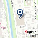 Компания Максат на карте