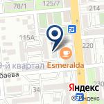 Компания Бостандыкское районное отделение на карте
