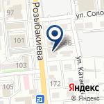 Компания Нур-Exchange на карте