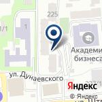 Компания Akcia.kz на карте