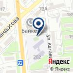Компания Байкен на карте