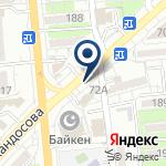 Компания МЕТЭКС на карте