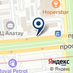 Компания Devyur на карте