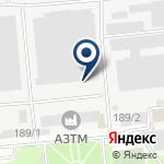 Компания Алматинский завод тяжелого машиностроения на карте