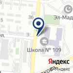 Компания Жетысуский районный отдел образования на карте