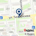 Компания Адлет на карте