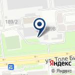 Компания MedTechService, ТОО на карте