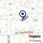 Компания Скорбь на карте