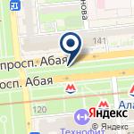 Компания Звенящие кедры России на карте