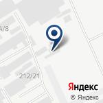 Компания Электробар, ТОО на карте