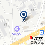 Компания Sinoil на карте