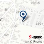 Компания KazDamu, ТОО на карте