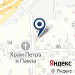 Компания KazTehServise на карте