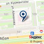 Компания Кенес на карте