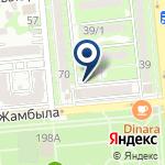 Компания Цветочный магазин на карте