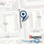 Компания HOUSEROOM.KZ на карте