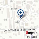 Компания Карасай-ВодГаз на карте