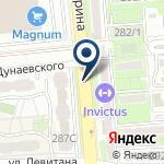 Компания INVICTUS FITNESS & CROSSFIT на карте